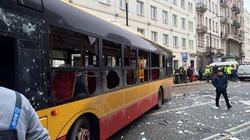 Wybuch obok redakcji portalu Fronda.pl. Są ranni, duże zniszczenia! - miniaturka