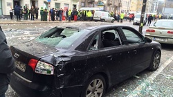 Dramatyczna relacja świadków wybuchu warszawskiej kamienicy - miniaturka