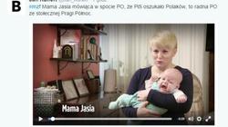 Kompromitacja PO! Zaatakowała PiS matką-radną! - miniaturka