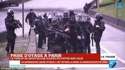 Szturm francuskiej policji. Zamachowcy zabici ale są ofiary wśród zakładników! - miniaturka