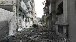 Konflikt w Syrii pochłonął już 100 tys. ofiar - miniaturka