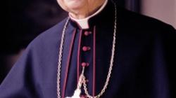 Papież Franciszek zatwierdził beatyfikację bp Alvaro del Portillo, prałata Opus Dei - miniaturka