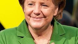 Angela Merkel uznała wartości chrześcijańskie za podstawę swojej pracy politycznej! - miniaturka
