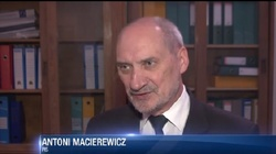 Macierewicz: Raport WSI może wciąż istnieć - miniaturka