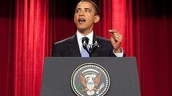 Obama: Rosja jest słaba i nie chce wojny - miniaturka