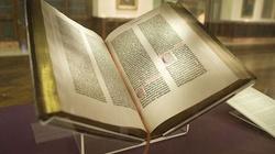 Brawo! Biblia została uznana za oficjalną książkę w stanie Tennessee (USA) - miniaturka