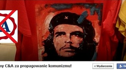Bojkot sieci C&A. Za koszulki z Che...  - miniaturka