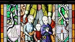Relikwie E. Bojanowskiego w Świątyni Opatrzności Bożej - miniaturka