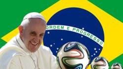 Franciszek: Piłka nożna jest nośnikiem wielu wartości - miniaturka