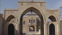 Miłosierdzie w Bagdadzie. Patriarcha Sako otworzył Drzwi Święte - miniaturka