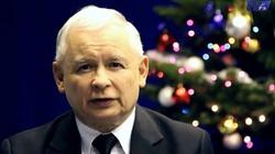 Jarosław Kaczyński: Święta 2009 roku były ostatnimi wesołymi... - miniaturka