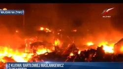 Już 25 osób zginęło na Majdanie. Janukowycz oskarża opozycję o dokonanie przewrotu! - miniaturka