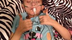 """8-letnia """"Laney"""" Brown zmarła tuż po Wigilii - miniaturka"""