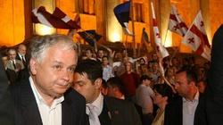 ,,Dziś Gruzja, jutro Ukraina, a później może i czas na mój kraj''. 11 lat od ważnego wystąpienia Lecha Kaczyńskiego - miniaturka