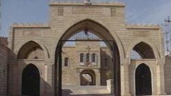 Wygnali mnichów ze starożytnego klasztoru. Alternatywą był islam lub śmierć - miniaturka