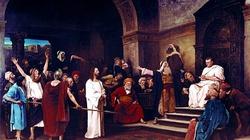 Prawnik pozywa Włochy i Izrael za ... śmierć Jezusa - miniaturka