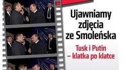 """To nie było przypadkowe zdjęcie. """"Do Rzeczy"""" ujawnia sekwencję zdjęć Tuska i Putina - miniaturka"""