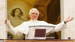 Benedykt XVI wspiera nawróconych z anglikanizmu - miniaturka