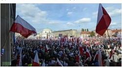Propaganda rosyjskich mediów: Tarnopol chce do Polski! - miniaturka