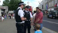 Szkocja: kaznodzieja nazwał homoseksualizm grzechem i został aresztowany - miniaturka