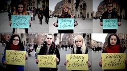 """""""Wolność jest w waszych sercach"""". Młodzież z Krakowa odpowiada na film Ukrainki - miniaturka"""