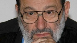 MY NAME IS ECO, UMBERTO ECO  Ecologiczna podróż w świat masonów, Żydów i jezuitów - miniaturka