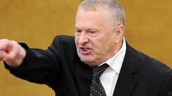Panie Żyrinowski, dziękujemy, nie weźmiemy udziału w rozbiorze Ukrainy! - miniaturka