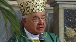 Były arcybiskup Wesołowski spaceruje po Watykanie - miniaturka