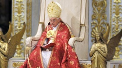 Kto ocenzurował Benedykta XVI? - miniaturka