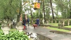 Niech cmentarze będą monitorowane. Dlaczego tylko grób Jaruzelskiego? - miniaturka