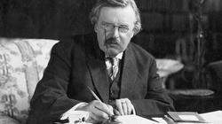 """Nie ma współczesności poza herezją, czyli """"maszynka Chestertona"""" - miniaturka"""