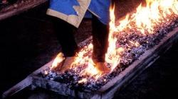 Nie chodzę po ogniu, ponieważ jestem chrześcijaninem! - miniaturka