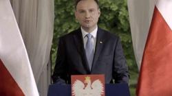 Andrzej Duda pisze list na temat prezydentury  - miniaturka