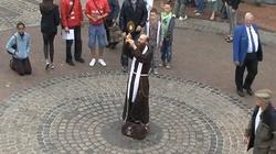 To się nazywa moc! Eucharystyczny flash mob na rynku! - miniaturka