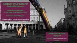 """Dziś """"Fuck For Forest"""" chce zamanifestować swoje zboczenie! Czy pozwoli na to Prezydent miasta Warszawy? Czy Kościół na Placu Zbawiciela zostanie publicznie zgorszony przez dewiantów seksualnych? - miniaturka"""
