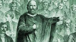 Wielki mistrz masonerii Giuseppe Garibaldi - miniaturka