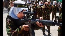 Dzieci Hamasu. Urodziły się po to, by zabijać Żydów - miniaturka