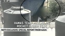 Terroryści z Hamasu łamią rozejm. Zobacz film! - miniaturka