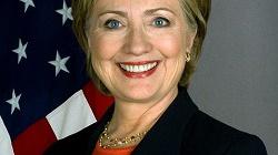 Przemoc u Clintonów. Hilary bije Billa - miniaturka