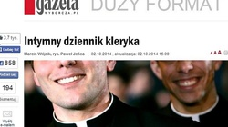 """Ks. Jan Sikorski dla Fronda.pl o """"Intymnym dzienniku kleryka"""": Niech się """"GW"""" nie martwi seminariami duchownymi. Kościół zajmuje się nimi - miniaturka"""