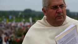O. Jan Góra OP dla Fronda.pl: Uwielbiam Eucharystię. Nie mógłbym bez niej żyć - miniaturka