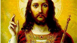 Burmistrz Goleniowa zawierzył gminę Jezusowi Chrystusowi Królowi Wszechświata - miniaturka