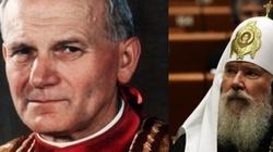 Terlikowski: Wyciągnięta dłoń Jana Pawła II i zaciśnięta pięść Aleksego II. Dialog Kościoła z cerkwią - miniaturka