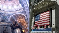 Co mają wspólnego Wall Street i papieski Rzym? - miniaturka