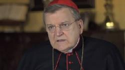 Kard. Burke: Dość posoborowej banalizacji Eucharystii! - miniaturka
