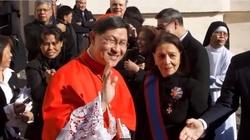 Kardynał Luis Antonio Tagle: Kościół musi zmienić język. Jest niezrozumiały - miniaturka