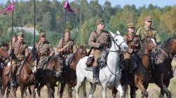 Złoty Ułan. Pierwszy w Polsce pozłacany pomnik ku czci Kawalerii Polskiej - miniaturka