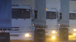 Rosyjski konwój może złamać prawo międzynarodowe - miniaturka