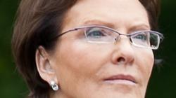 Ewa Kopacz chce by polski Sejm nazywał zbrodnię wołyńską ludobójstwem - miniaturka