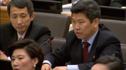 Dyplomaci Korei Północnej nie chcą słuchać o łamaniu praw człowieka. Oburzeni wychodzą - miniaturka